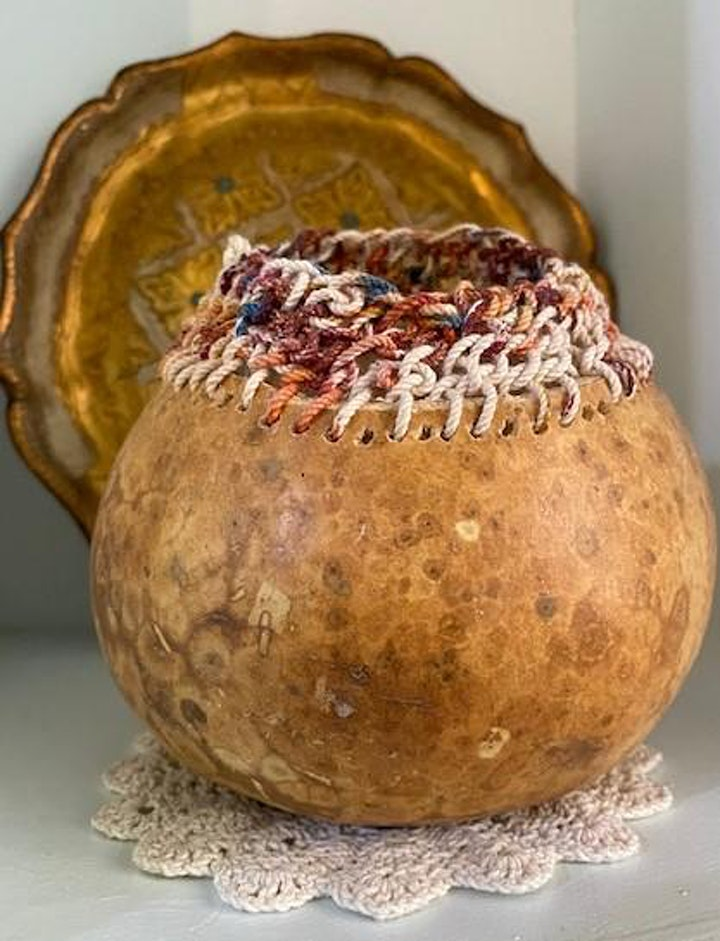 Create Narrandera - Basketry with Gourds image