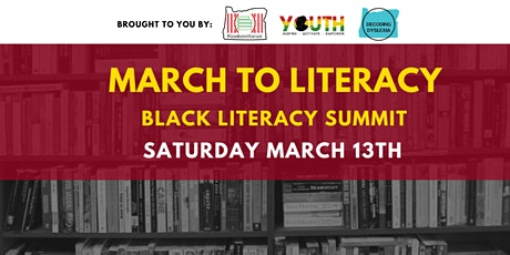 MARCH TO LITERACY tickets