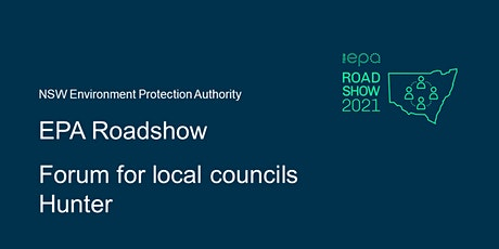 EPA forum for local councils – Cessnock tickets