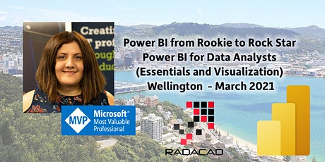 Power BI for Data Analysts (Essentials and Visualization) Workshop tickets
