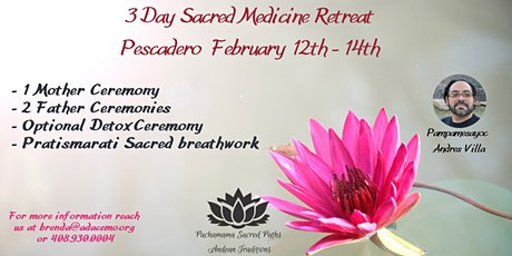 3 Day Sacred Medicines Celebration Retreat tickets