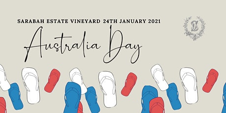 Australia Day in the Vines - Sarabah Estate Vineyard Winery tickets