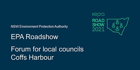 EPA forum for local councils – Coffs Harbour tickets