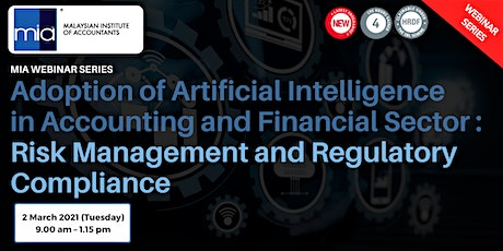 Adoption of Artificial Intelligence in Accounting and Financial Sector tickets