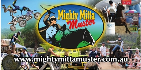 Mighty Mitta Muster tickets