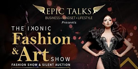 The Ikonic Fashion & Art Show at Hyde Beach Club 1/26 tickets