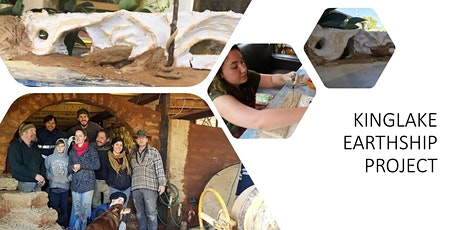 Creating an Organic Hobbit Facade-Participatory Building Workshop-Earthship tickets