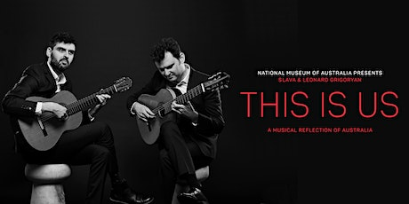 This is us: A musical reflection of Australia world premiere tickets