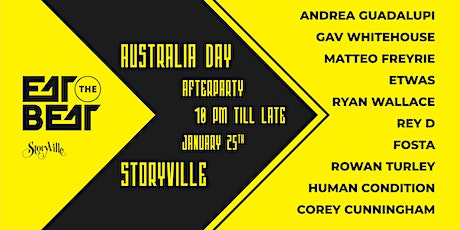 Eat The Beat : Australia Day's After Party tickets