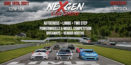 Nexgen Car Show & Autocross Race tickets