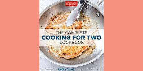 The Complete Cooking for Two Cookbook tickets
