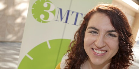 UQ 3MT Wildcard Competition 2021 tickets