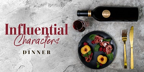 Influential Characters Dinner | Melbourne tickets