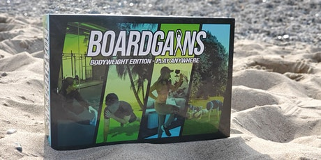 Virtual Multiplayer Board Game Bootcamp Workout (4 Players) ingressos