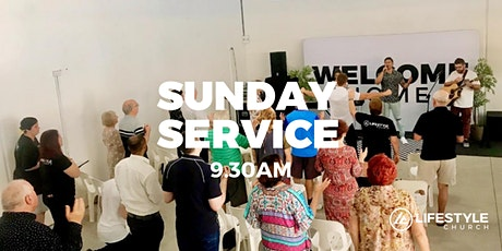 LIFESTYLE CHURCH REDCLIFFE- SUNDAY SERVICE tickets