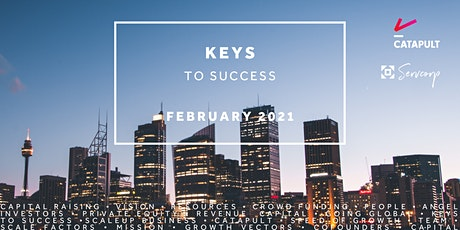 Keys to Success - Sydney tickets