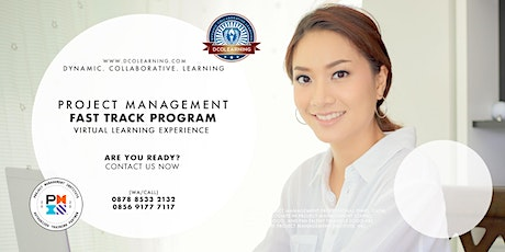 Project Management Fast Track VLE Online tickets