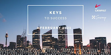 Keys to Success - Virtual tickets