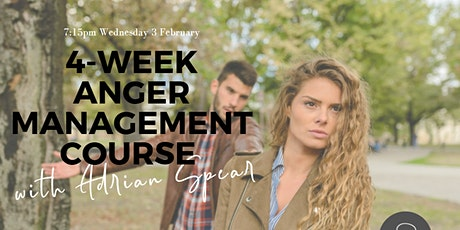 4-Week Anger Management Course with Adrian tickets