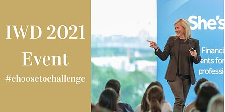 LEADERSHIPHQ CHOOSE TO CHALLENGE IWD 2021 EVENT tickets