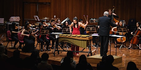 UNSW Orchestra Concerto Auditions 2021 tickets