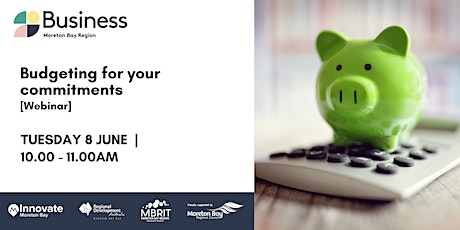 Budgeting for your commitments [webinar] tickets