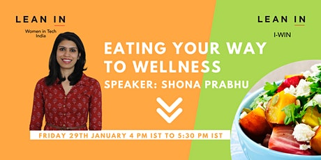 Eating Your way to Wellness tickets