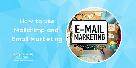 How to use Mailchimp for Email Marketing - LAST ONE AT BOSS tickets