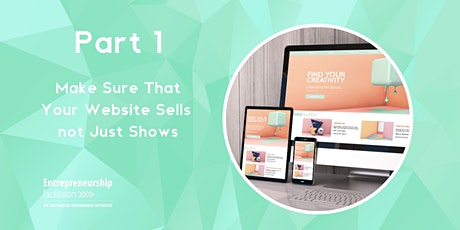 Make sure that your Website SELLS not just SHOWS tickets