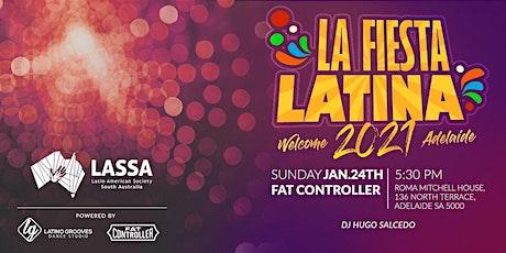 La fiesta Latina tickets