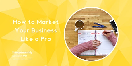 How to Market your Business like a Pro tickets