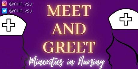 Minorities In Nursing: Meet and Greet tickets