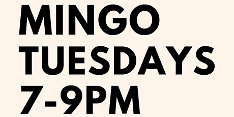MINGO! at CASWELL STATION tickets