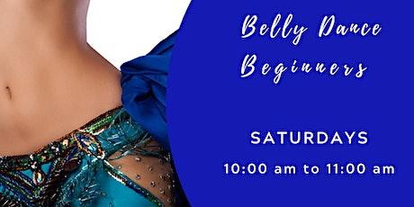 Belly Dance Beginners - Group 1 - 10 A.M. tickets