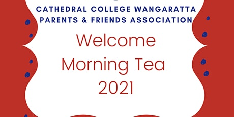 CCW P & F Welcome morning tea tickets