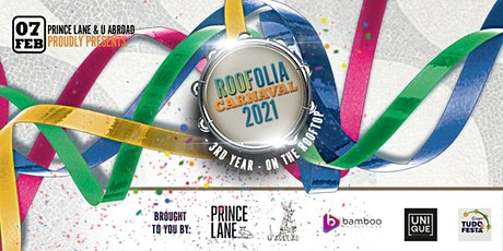 Roofolia Carnaval 2021 tickets