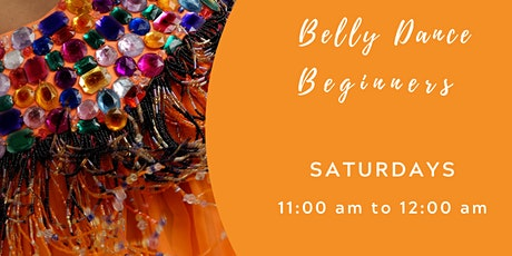 Copy of Belly Dance Beginners - Group 2 - 11 A.M. tickets
