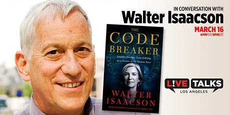 An Evening with Walter Isaacson tickets