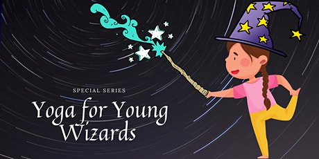 Yoga for Young Wizards tickets