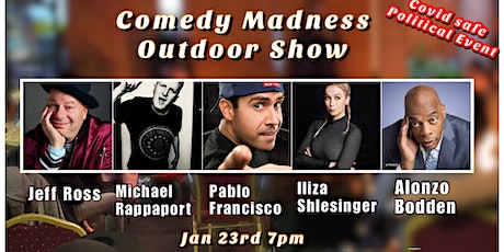 Iliza Shlesinger Jeff Ross Pablo Francisco Michael Rapport  Outdoor Show tickets