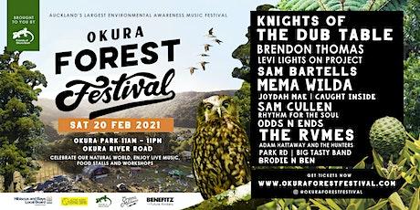 Okura Forest Festival 2021 tickets