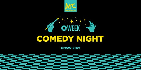 O-Week Comedy Night tickets