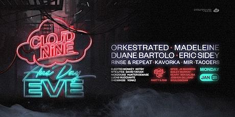 Cloud Nine . Australia Day Eve tickets