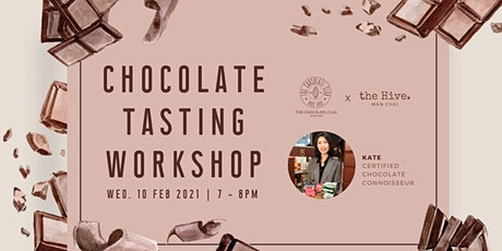 Chocolate Tasting Workshop tickets