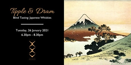 Tipple & Dram - Blind Tasting: Japanese Whiskies tickets