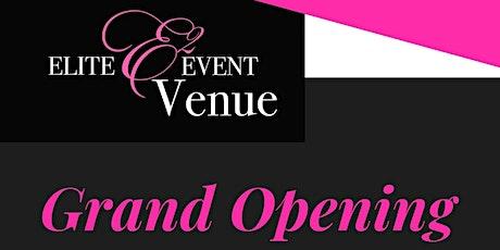 E2 Venue Grand Opening/Pop-up Shop tickets