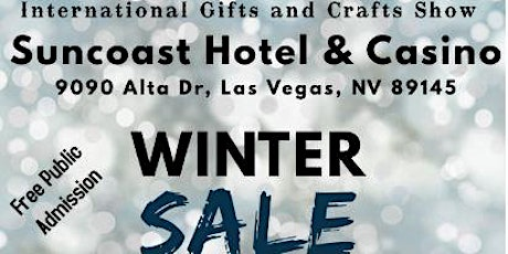 International Gifts and Crafts Show Presented by Global Fashions tickets