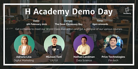 H Academy Demo Day tickets