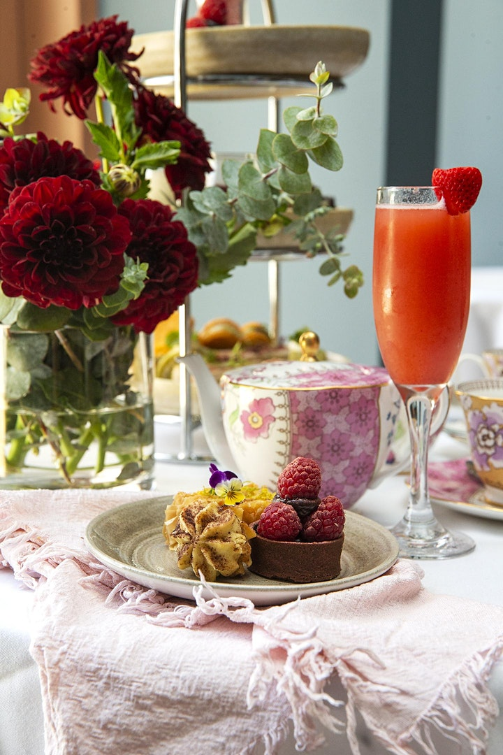 Galentine's Free-Flowing High Tea at Bar UMA | Saturday 13th February 2021 image