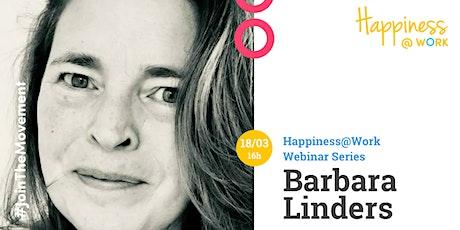 Online Webinar (dutch): Barbara Linders tickets